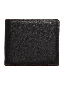 Soft leather coin wallet
