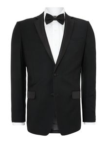 Contemporary fit dinner suit