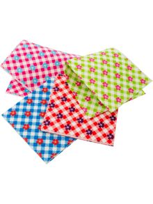 Rice 6 pack cleaning cloth