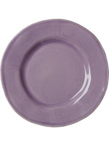 Rice Ceramic lunch plate