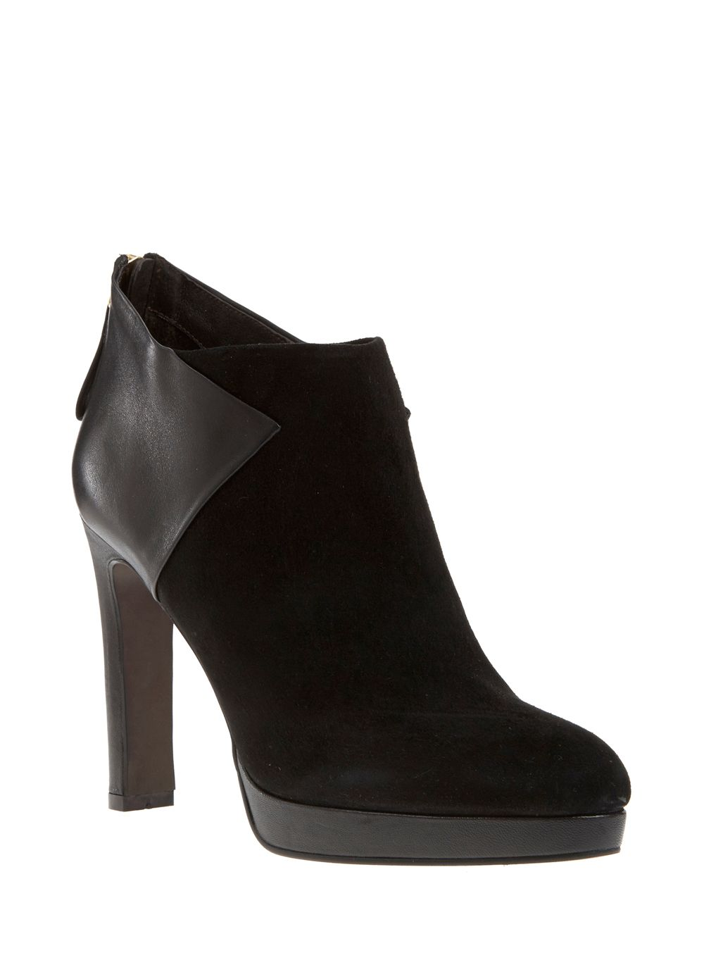 Black Lenni Blocked Boot
