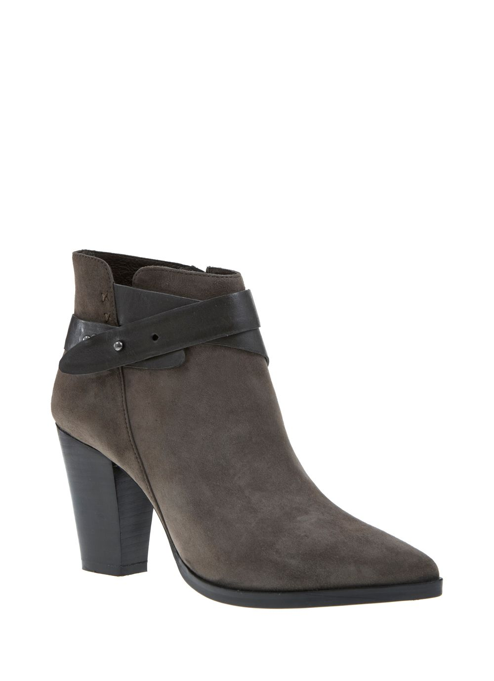 Smoke Lexi Pointed Boot