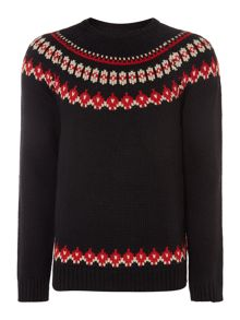 Fairisle knit