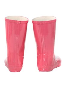 Hunter Kids First Hunter gloss welly