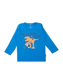 Boys rock dinosaur graphic t-shirt