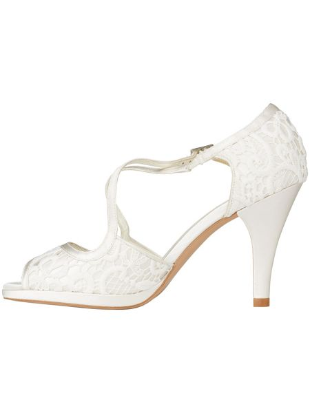 Phase Eight Ruby lace shoes