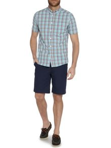 Southold Short Sleeve Check Shirt