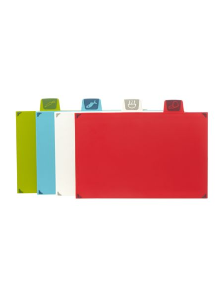 Joseph Joseph Index Chopping Board Set - Graphite
