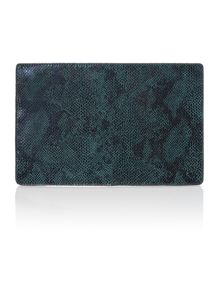 Denise frame clutch bag