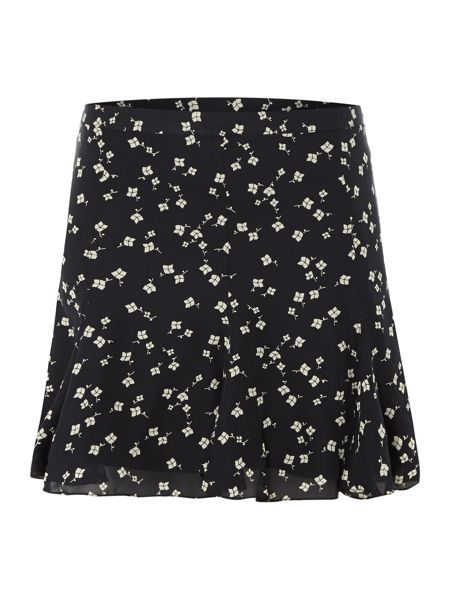 Polo Ralph Lauren Penelope patterned skirt