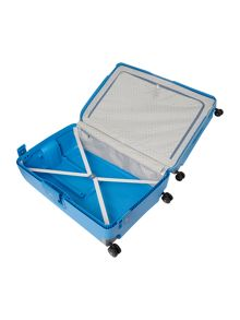 S`cure pacific blue 4 wheel 81cm spinner