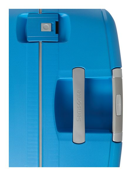 Samsonite S`Cure pacific blue 8 wheel 81cm extra large case
