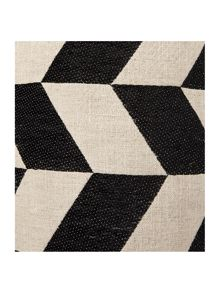 Living by Christiane Lemieux Zig Zag Laundry Bag