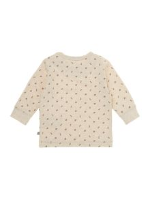 Babys all over music print t-shirt