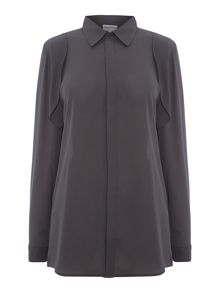 Billie Epaulette-Detail Soft Shirt