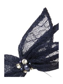 Chloe Lace Flower Fascinator