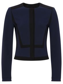 Compact Jersey Jacket