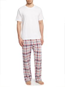 Howick T-shirt and pants pyjama set