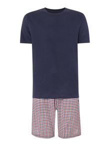 T-shirt and short pyjama set