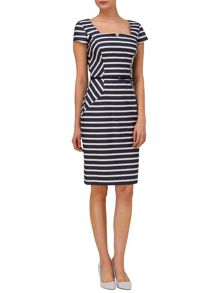 Jude stripe dress