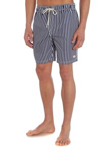Howick Butcher stripe swim short