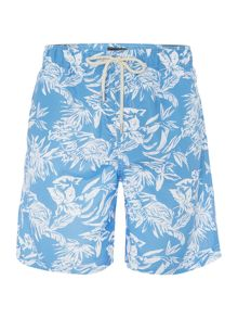Summerside print swim short