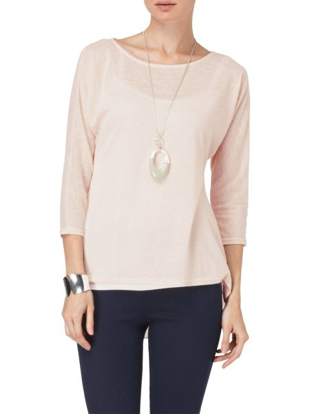 Phase Eight Maddy pleat top