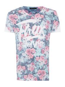 Tropical Graphic Tee