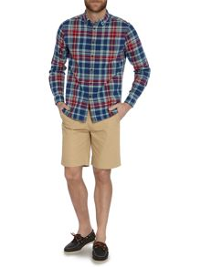 Hobart Long Sleeve Check Shirt