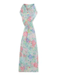Chelsea floral long wensley scarf