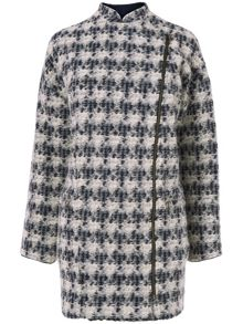 Phase Eight Yasmine dogtooth coat