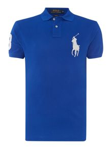 Slim Fit Big Pony