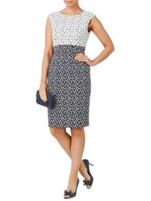 Marcella spotty dress