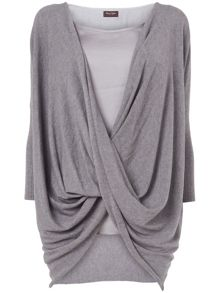 Sheena twist knit jumper