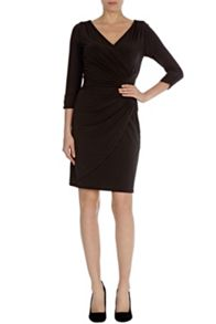 Kelly jersey dress petite