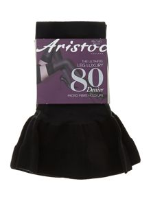 Aristoc 80 den opaque hold ups