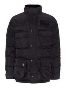 Boys Jeffries coat