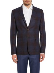 Bingley slim fit check jacket