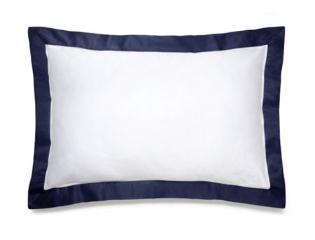 Ralph Lauren Home Langdon navy king sham