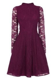 Arabella lace dress