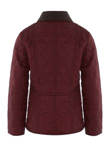 Girls liddesdale quilt lined jacket
