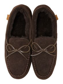 Torrington moccasin slipper