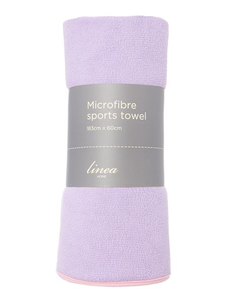 Linea Gym Towel in Pink