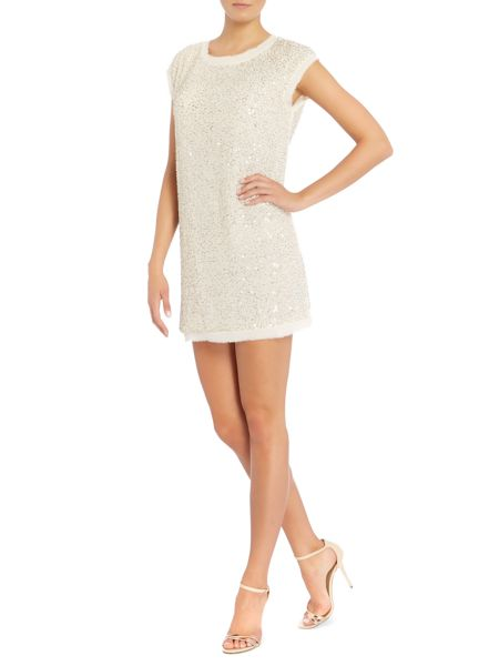 Rock and Religion Short sleeved embellished dress