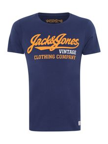 Mens Short sleeve JJ clothing tee