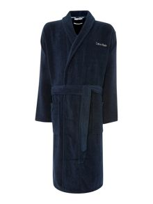 Terry nightwear robe
