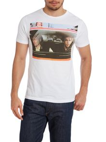 Starsky and hutch graphic tee