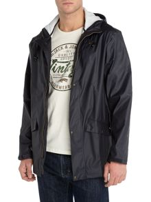 Mens chest pocket jacket