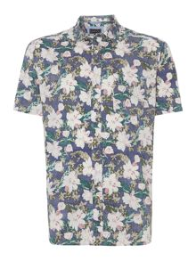 Ennis short sleeve printed shirt