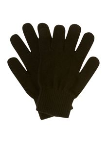 boys plain gloves